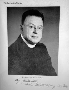 Rev. Enrico De Vivo